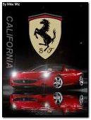 Ferrari California 240x320