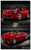 Ferrari California Lights