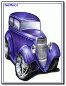 1934 Sedan hotrod bn95