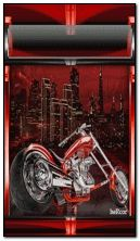 chopper rojo 2 c6