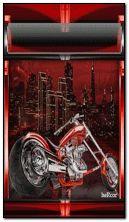 chopper rojo 2 c6