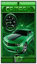 camaro verde c6
