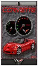 corvette rojo 1 c6