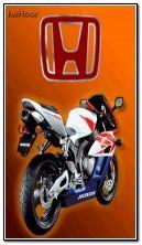 honda biker hc b