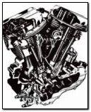 HARLEY engine 176 220