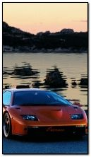 Moon light sea and lamborghini HDi113