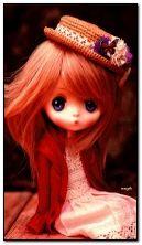 сладкая кукла