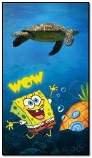 SpongeBob ใต้น้ำ