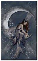 Hada y la luna