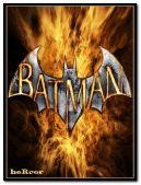 batman logo fire 240