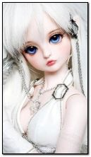Linda muñeca