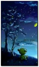 longing teddy