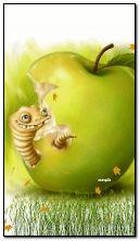 happy worm