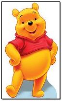 animated pooh