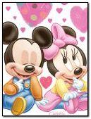 Mickey-Minnie baby