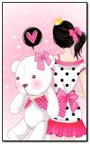 Love Teddy Animation