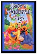 dia maravilloso