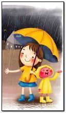 We love rain!