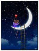 Uwielbiam księżyc