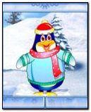 Winter Hug animation