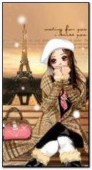 ENAKEI Girl 08 in Paris