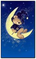 Moon teddy