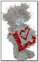 teddy in love