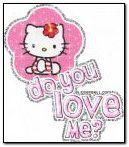 Kitty. Liebst du mich?