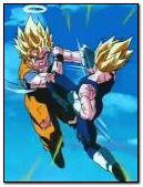 Goku V.S Vegeta