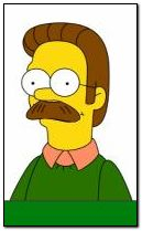 Crazy Ned Flanders
