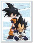Goku和Vegeta