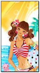 उन्हाळ्यातील मुली
