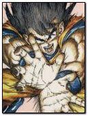 Goku blast