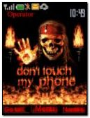 DONT TOUCH MY PHONE PIRATE