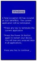 Windows (Crash Test Sürümü) SD