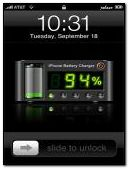 Iphone Battry chargeur