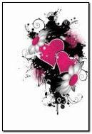 mix hearts