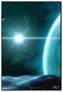 Luz do espaço