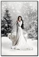 Serigala putih