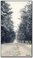 NOWE animowane? kocham cię śnieg 777