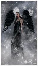 Śnieżny anioł