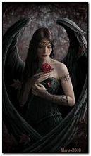malaikat perempuan