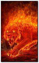 płomień bestii