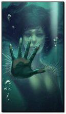 पानी के नीचे