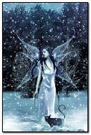 Anjo de neve