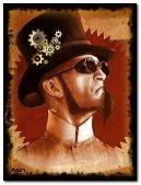 Animated Steampunk Fella