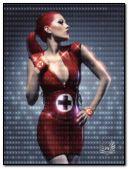 Animated Cyber Nurse