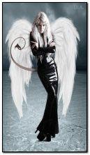 démon ange