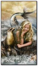Little meremaid