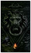фентезійний лев
